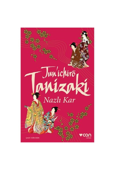 Nazlı Kar-Jun'İchiro Tanizaki