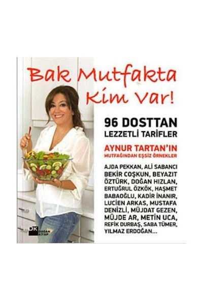 Bak Mutfakta Kim Var!
