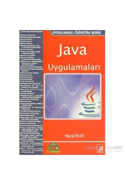 Java Uygulamaları-Murat İnan