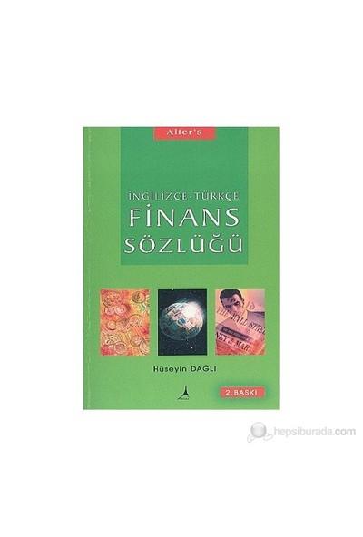 İngilizce - Türkçe Finans Sözlüğü-Hüseyin Dağlı