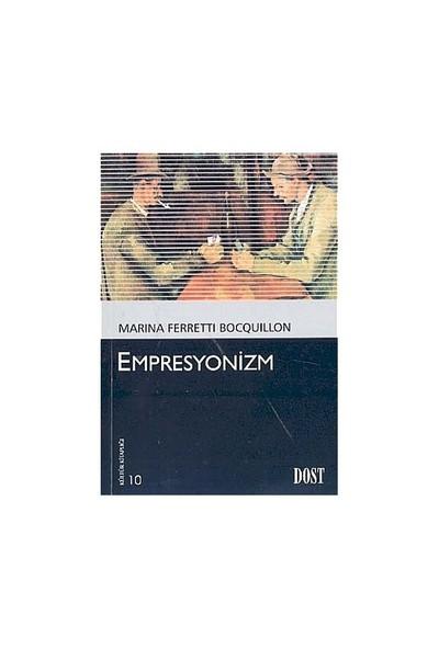 Empresyonizm-Marina Ferretti Bocquillon