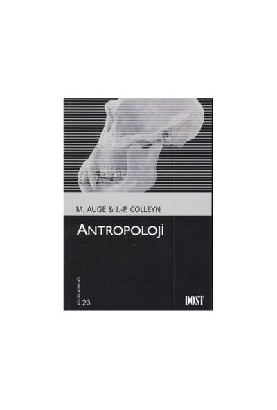 Antropoloji-Jean-Paul Colleyn