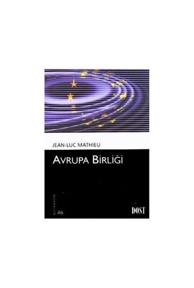 Avrupa Birliği-Jean-Luc Mathieu