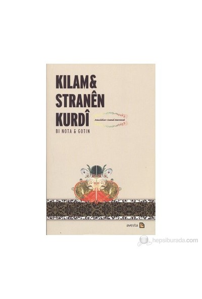 Kilam - Stranen Kurdi (2 Cilt Takım)