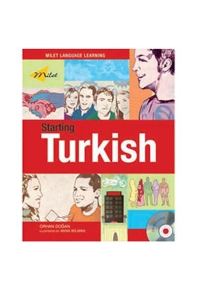 Starting Turkish - Orhan Doğan