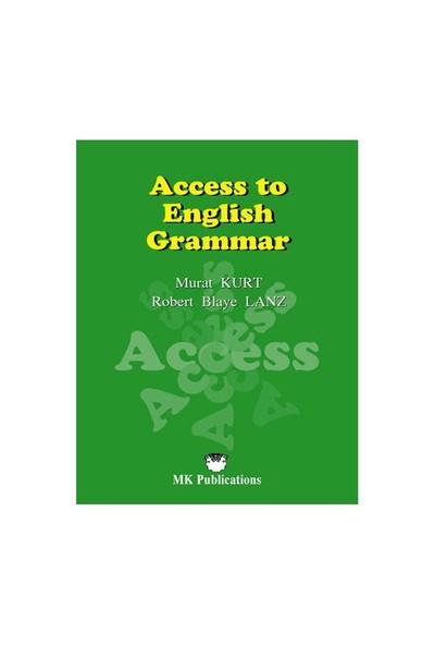 Access To English Grammar - Murat Kurt