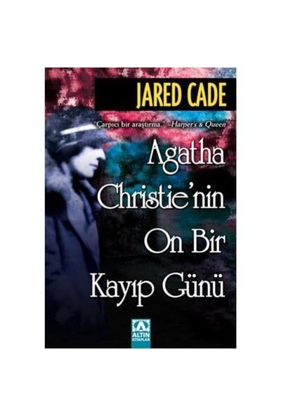 Agatha Christie'Nin On Bir Kayıp Günü-Jared Cade