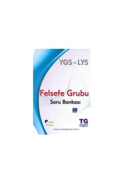 Testgrup Ygs-Lys Felsefe Grubu Soru Bankası