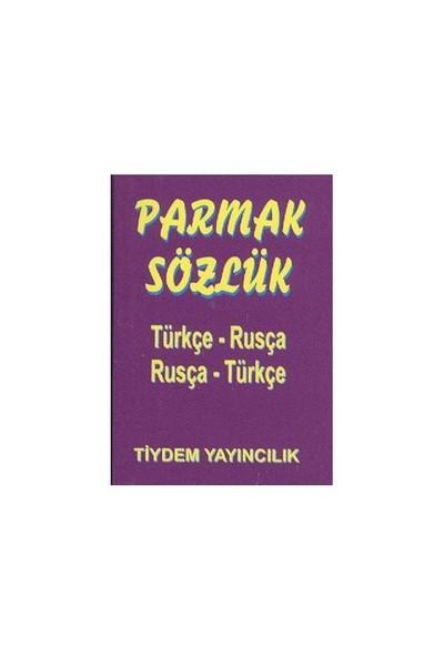 Parmak Sözlük (Türkçe-Rusça/Rusça-Türkçe)-Yuliya Yaşar