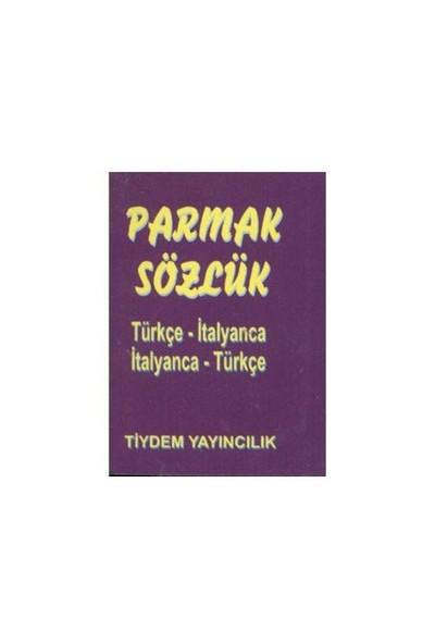 Parmak Sözlük (Türkçe-İtalyanca/İtalyanca-Türkçe)-Kolektif