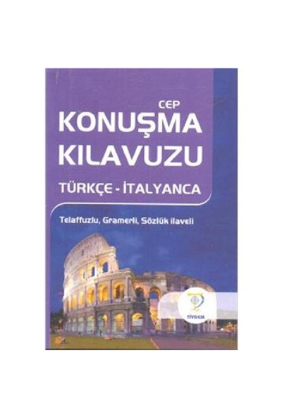 Cep Konuşma Kılavuzu Türkçe-İtalyanca