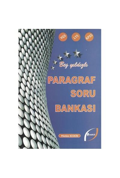 Yıldız Fasikül Paragraf Soru Bankası