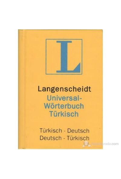 Langenscheidt Almanca Türkçe Türkçe Almanca Cep Sözlüğü