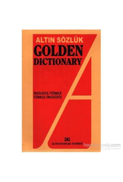 Golden Dictionary İngilizce Türkçe Türkçe İngilizce - Necmettin Arıkan