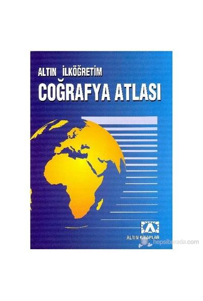 Altın İlköğretim Coğrafya Atlası-Kolektif