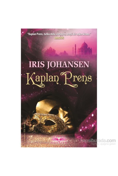 Kaplan Prens-Iris Johansen