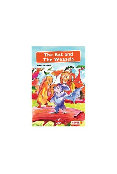 The Bat And The Weasels (Level 4)