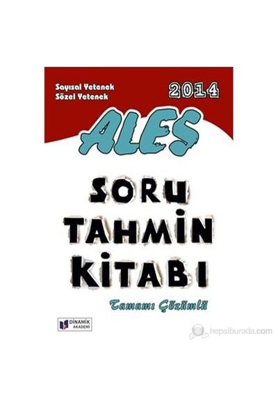 Dinamik Akademi ALES 2014 Soru Tahmin Kitabı