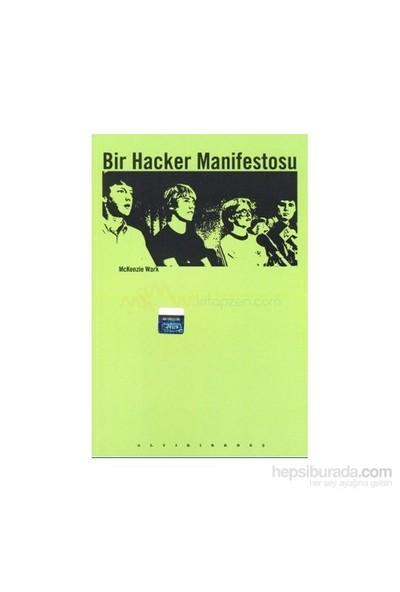 Bir Hacker Manifestosu-Mckenzie Wark