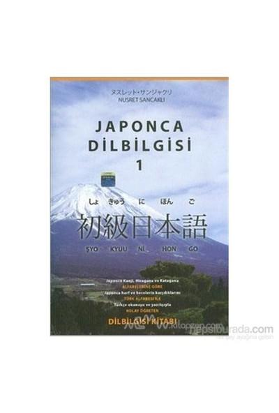 Japonca Dilbilgisi 1-Nusret Sancaklı