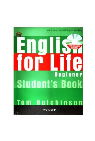 English For Life Beginner Student's Book + Workbook