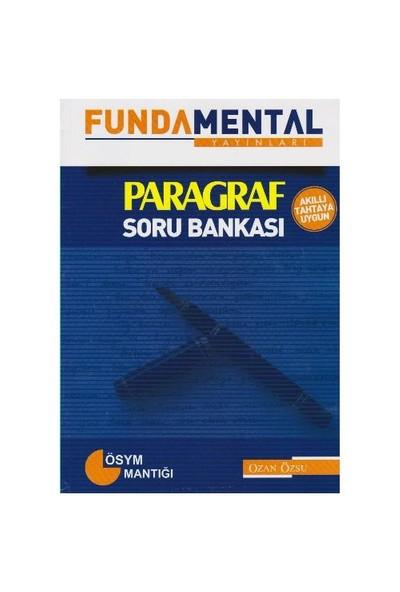 Fundamental Paragraf Soru Bankası