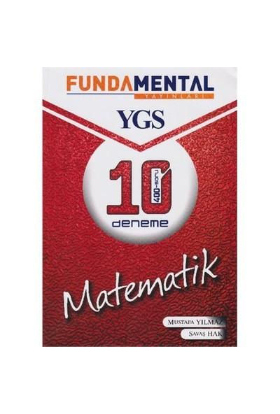 Fundamental Ygs Matematik 10 Deneme