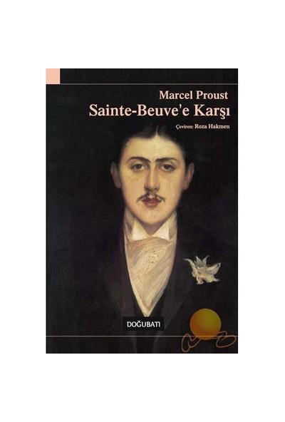 Sainte - Beuve'e Karşı
