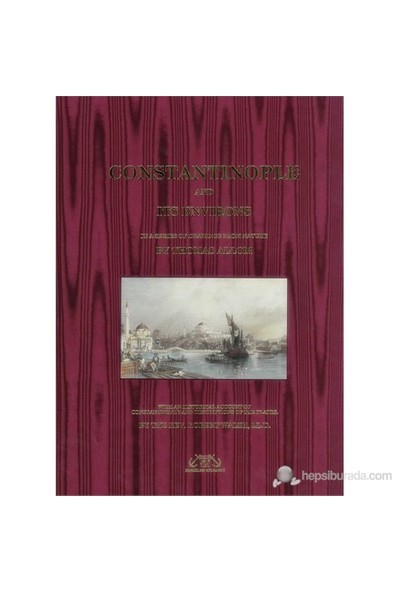 Constantinople And İts Environs-Thomas Allom