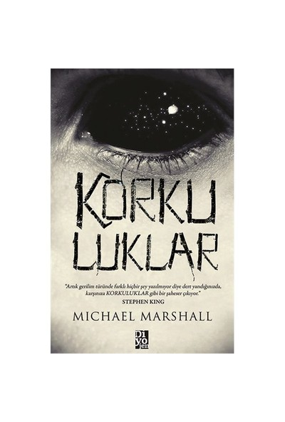 Korkuluklar-Michael Marshall