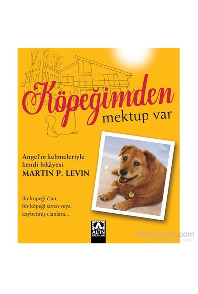 Köpeğimden Mektup Var-Martin P. Levin