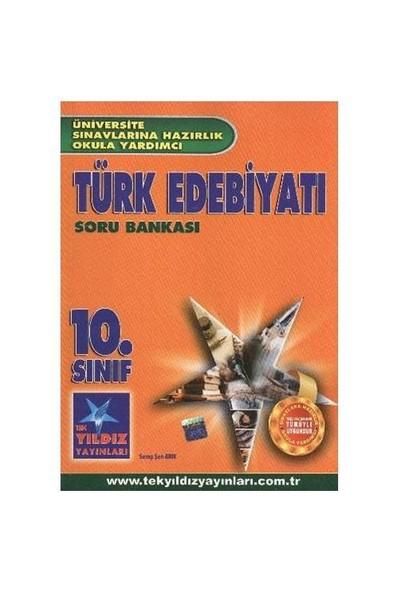 Tek Yıldız 10. Sınıf Türk Edebiyatı Soru Bankası