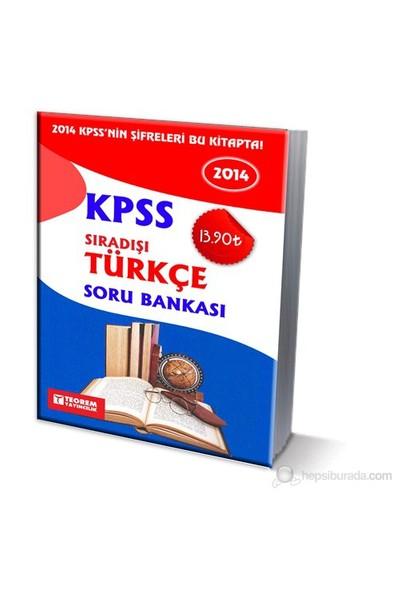 Teorem Kpss 2015 Sıradışı Türkçe Soru Bankası-Kolektif
