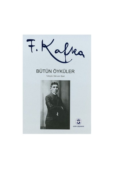 Bütün Öyküler - F. Kafka (Ciltli) - Franz Kafka