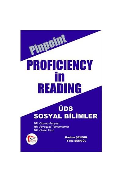 Pinpoint Proficiency In Readıng Üds Sosyal Bilimler - Kadem Şengül