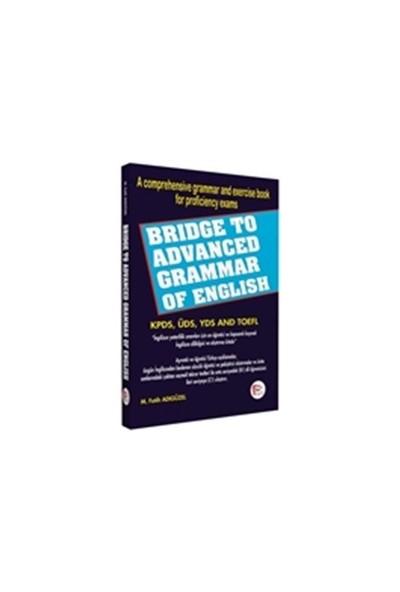 Bridge To Advanced Grammar Of English-M. Fatih Adıgüzel