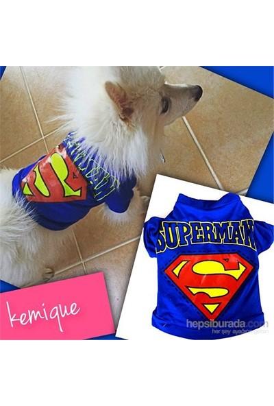 Kemique Superman Tişört Xs
