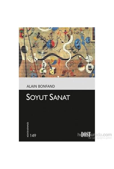 Soyut Sanat-Alain Bonfand