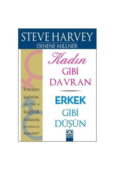 Kadın Gibi Davran, Erkek Gibi Düşün-Steve Harvey
