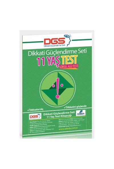 Adeda DGS 11 Yaş Görsel Algı Testi
