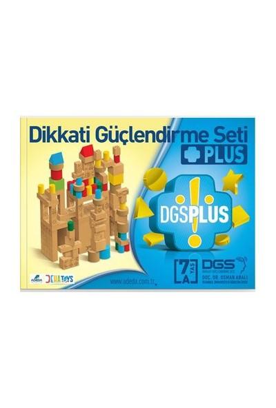 Dikkati Güçlendirme Seti Plus 7 Yaş Kitap (3 Kitap) - Osman Abalı