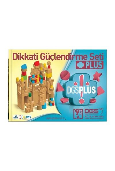 Dikkati Güçlendirme Seti Plus 9 Yaş Kitap (3 Kitap) - Osman Abalı