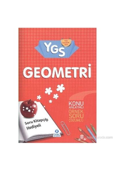 Örnek Akademi Ygs Geometri Konu Anlatımlı Örnek Soru Çözümlü-Kolektif