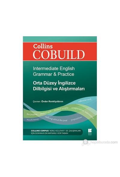 Collins Cobuıld Orta Düzey İngilizce Dilbilgisi Ve Alıştırmaları-Kolektif