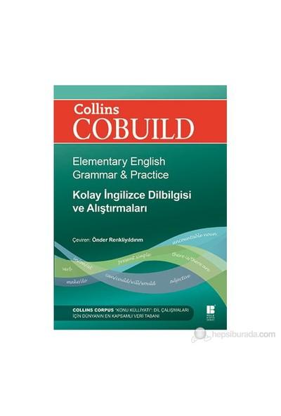 Collins Cobuıld Kolay İngilizce Dilbilgisi Ve Alıştırmaları-Kolektif