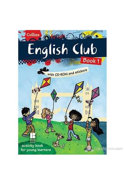 Collins English Club Book 1 (Cd'Li)-Rosi Mcnab