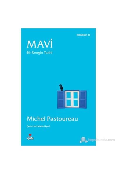 Mavi - Bir Rengin Tarihi-Michel Pastoureau