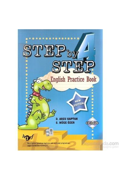 Harf Step By Step 4.Sınıf English Pratice Book Cd Inside-S. Müge Özer
