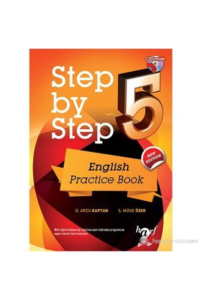 Ortaokul 5. Sınıf Step by Step English Practice Book+CD İlav - S. Müge Özer