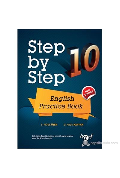 Lise 10. Sınıf Step by Step English Practice Book - S. Müge Özer